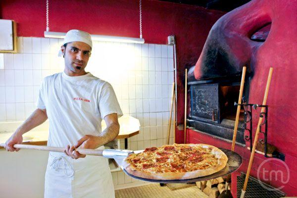 Pizza aus Leidenschaft